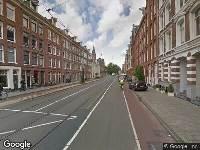 112 melding Ambulance naar Marnixstraat in Amsterdam