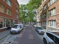 112 melding Ambulance naar Natalstraat in 's-Gravenhage