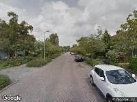 112 melding Ambulance naar Prinses Irenelaan in Uitgeest