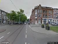 112 melding Ambulance naar Claes de Vrieselaan in Rotterdam