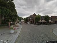 Ambulance naar Lieve Vrouwenplein in Uden