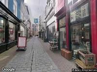 112 melding Ambulance naar Sint Jacobsstraat in Vlissingen