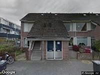 112 melding Ambulance naar Wijnbesplantsoen in Utrecht