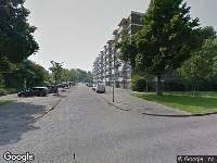 Ambulance naar Hendrick Staetsweg in Rotterdam