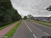 112 melding Ambulance naar Wiegerbruinlaan in Uithoorn