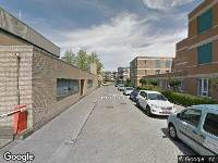 Brandweer naar Romanohof in Rotterdam vanwege brand