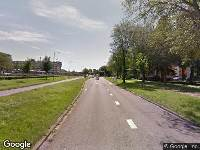 Politie naar Prins Alexanderlaan in Rotterdam vanwege letsel