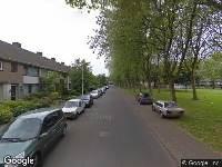 Ambulance naar Schaffelaarstraat in Breda