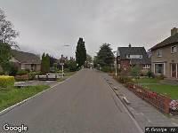 112 melding Politie naar Dorpsstraat in Aalsmeer vanwege letsel
