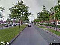 Ambulance naar Laan van Avant-Garde in Rotterdam