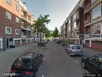 Ambulance naar Hulkstraat in Rotterdam