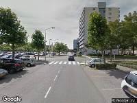 Ambulance naar Roeselarestraat in Breda