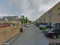 112 melding Ambulance naar Rokadestraat in Utrecht