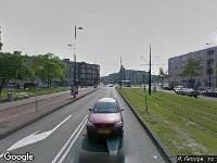 Brandweer naar Mathenesserplein in Rotterdam vanwege een liftopsluiting