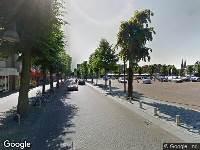 112 melding Ambulance naar Markt in Uden