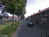 112 melding Ambulance naar Prins Bernhardplein in Kaatsheuvel