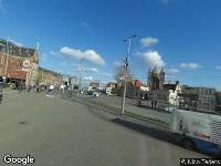 112 melding Besteld ambulance vervoer naar Stationsplein in Amsterdam
