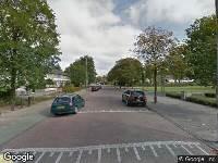 112 melding Ambulance naar Sluiskreek in Rotterdam