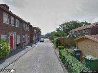 112 melding Ambulance naar Golfstraat in Rotterdam