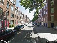 112 melding Ambulance naar Jan van Avennesstraat in Rotterdam