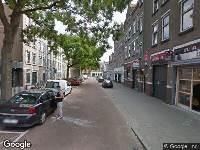 Ambulance naar Noordschans in Rotterdam