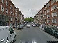 Brandweer naar Grote Visserijstraat in Rotterdam vanwege wateroverlast