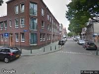 112 melding Ambulance naar Rosenveldtstraat in Rotterdam