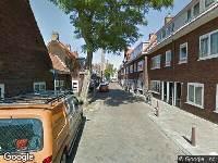 112 melding Ambulance naar Druckerstraat in Leiden