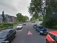 Ambulance naar Antwerpenstraat in Breda
