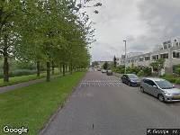 112 melding Ambulance naar Beelstraat in Rotterdam