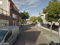 112 melding Ambulance naar Begoniastraat in Den Helder