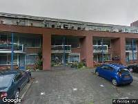 Ambulance naar Egelantierstraat in Breda