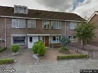 Besteld ambulance vervoer naar Van Linschotenstraat in Amersfoort