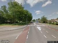 112 melding Ambulance naar Torplaan in Den Helder