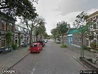 Brandweer naar Verenigingstraat in Zwolle vanwege waarnemen gaslucht