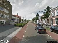 Brandweer naar Rhijnvis Feithlaan in Zwolle