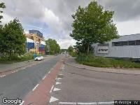 112 melding Brandweer naar Bunsenstraat in Dordrecht vanwege brand