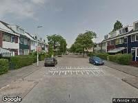 Brandweer naar Stavenissestraat in Rotterdam vanwege wateroverlast