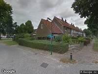 Ambulance naar Eggeveld in Houten