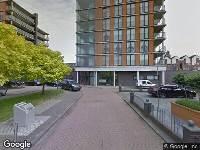 112 melding Besteld ambulance vervoer naar Tolhuis in Zwijndrecht