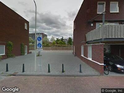 Ambulance naar Jan Krosstraat in 's-Gravenhage