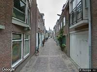 Brandweer naar Sacramentsstraat in Leeuwarden vanwege verkeersongeval
