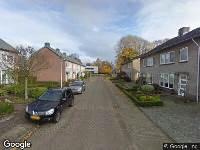 112 melding Ambulance naar Weirstraat in Someren