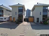 Ambulance naar Simon Vestdijkstraat in Alkmaar