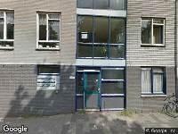 Besteld ambulance vervoer naar Retiefstraat in 's-Gravenhage