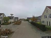 112 melding Ambulance naar Slotdreef in Willemstad