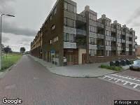 Ambulance naar Zuidpoolsingel in Alphen aan den Rijn