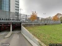 Ambulance naar Herculesplein in Utrecht