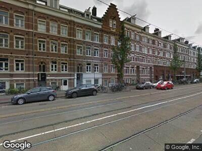 Politie naar Wijttenbachstraat in Amsterdam vanwege letsel