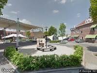112 melding Ambulance naar Einderplein in Someren